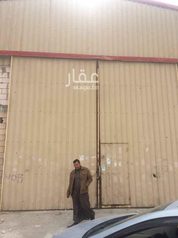 438875 ورشة لا يوجد بها دفاع مدني   تخزين بضائع   ابو علي  ٠٥٣٢٥٦٠٦٥٣