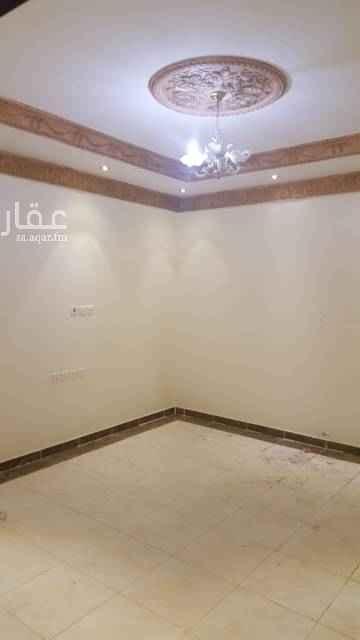 1506942 ايجار شقة دور ثالث مع سطح غرفتين وصالة وحمام ومطبخ حي النهضة