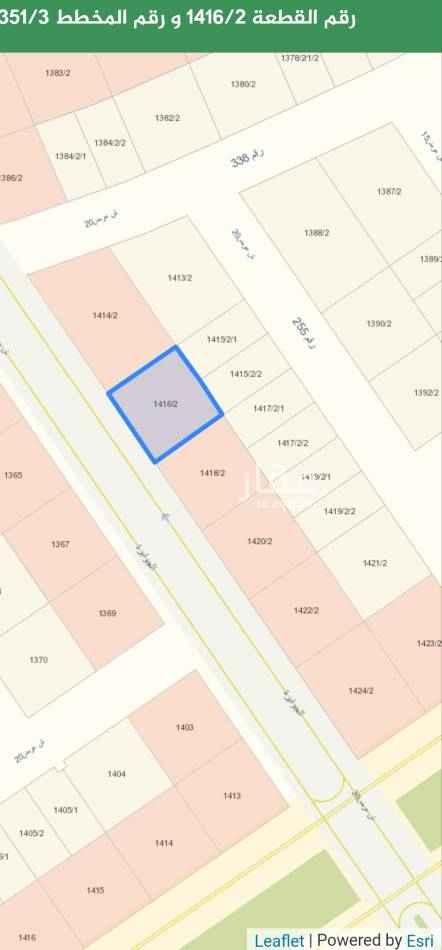 1450694 أرض تجارية ٩٠٠ متر بحي لبن قطعة رقم ٢/١٤١٦ مخطط ٢٥٣١  شارع عرض ٣٠  اسم شارع الجوابرة متقاطع مع  طريق الطائف  علئ سوم