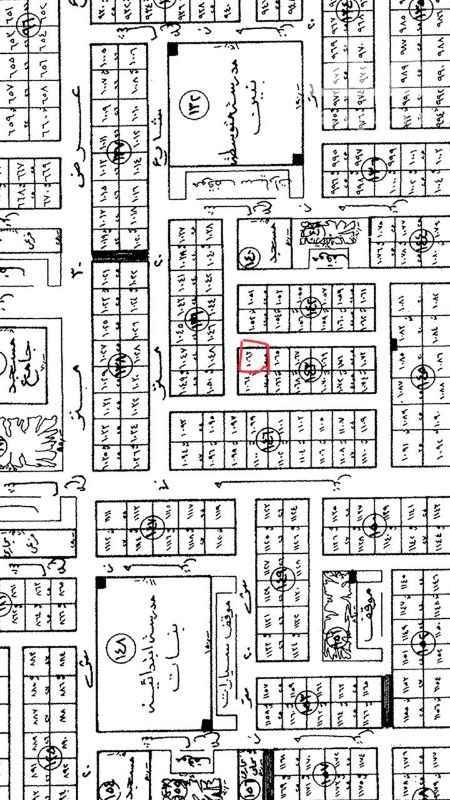 1093531 للبيع في بدر ا شرق طريق الملك فهد  زاويه شماليه شرقيه  مساحتها ٦٧٥ متر الاطوال ٣٠ في عمق ٢٢.٥ البيع علي شور ١٤٥٠