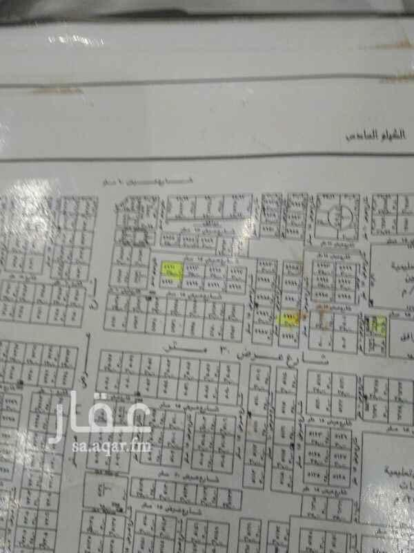 1650137 ارض للبيع في حي النرجس شمال طريق الملك سلمان على طريق فيصل بن بندر شارع 60 وشارع 15 و10 الموقع غير صحيح بس قريب من المنطقه