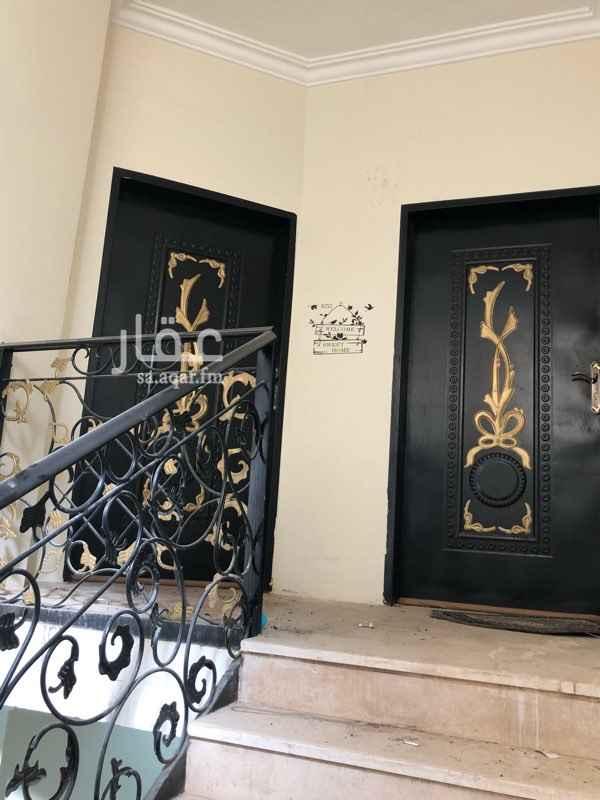 1376446 شقة في فيلا خاصة بمدخل خاص قريبة من طريق مكة السريع بجوار مدارس التربيه الرقميه جميع الخدمات متوفره
