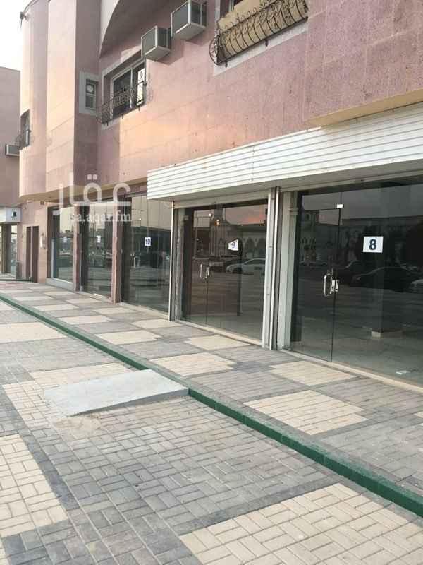 1586833 محلات على   طريق  عثمان بن عفان قريبة جدا من طريق  الملك عبدالله  والدائري الشرقي ومعرض الكتاب