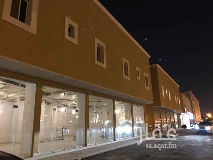 1306636 معارض جديدة في موقع ممتاز حديث على شارع نشيط (الامير عبدالله بن سعود بن عبدالله بن صنيتان ال سعود)، وجود كثافة سكانية، تم تصميمها بحيث تكون بدون اعمدة تعيق العرض بين كل معرض. السعر للمعرض الواحد