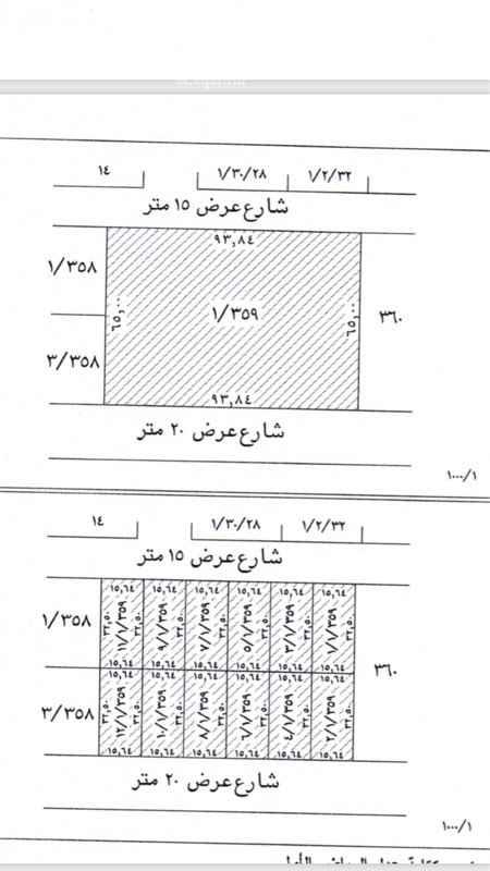 1036437 بلوك في حي الهدا  على شارعين متظاهرة ١٥ شمالي و ٢٠ جنوبي  البيع مجزاء او كامل   قابل للتفاوض   للتواصل:  0504170577 ابومحمد