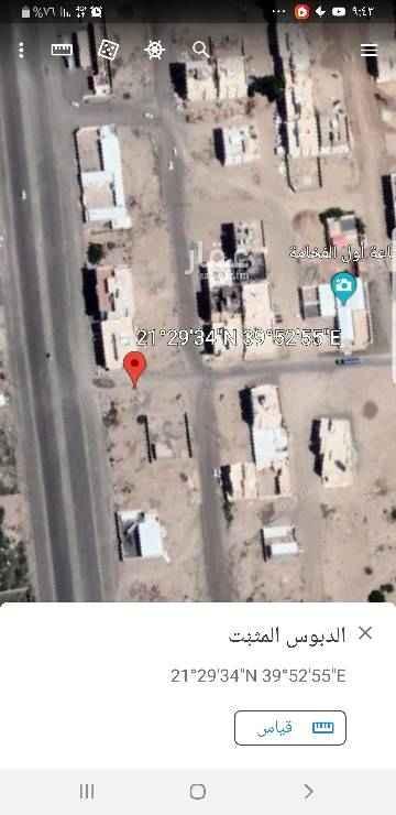 1400526 ارض تجارية شارع العسيلة العام ٦٤ شارع واحد مساحتها ٧٥٠ متر امتداد ٣٠ متر على الشارع التجاري ٦٤ الاتصال للجاد فقط .