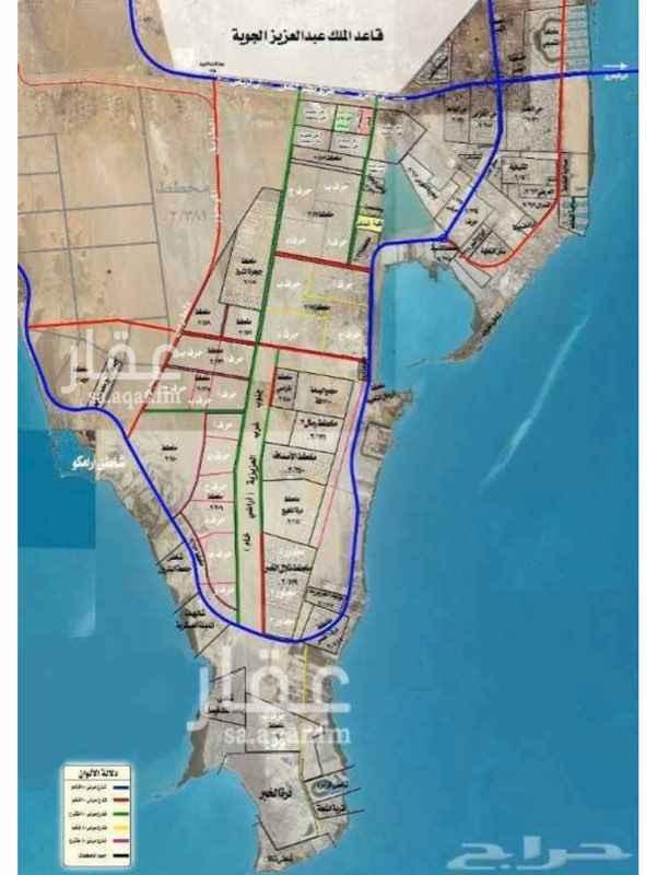 1810846 قطعة الارض مقابل حديقه رقم 625 / د من المخطط رقم 209 / 2 الواقع في حي المرجان بمدينة الخبر