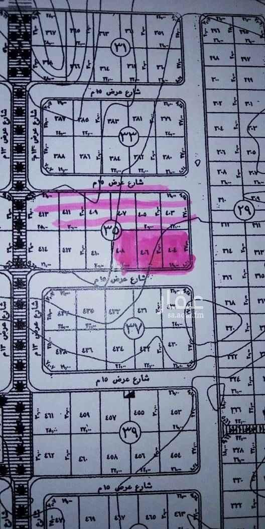 1579997 للبيع ارض في حي القمر 3 مساحه 1892م  شماليه شارع 15  السعر 1750م شامل الضريبه