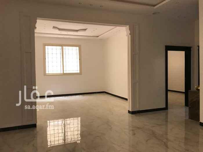 1506498 شقة شبة جديدة ثلاث غرف وصالة ومدخلين وحمامين  عداد مستقل مع السطح سراميك وجبس شارع ١٥ واجهة شرقية الحاره هادية