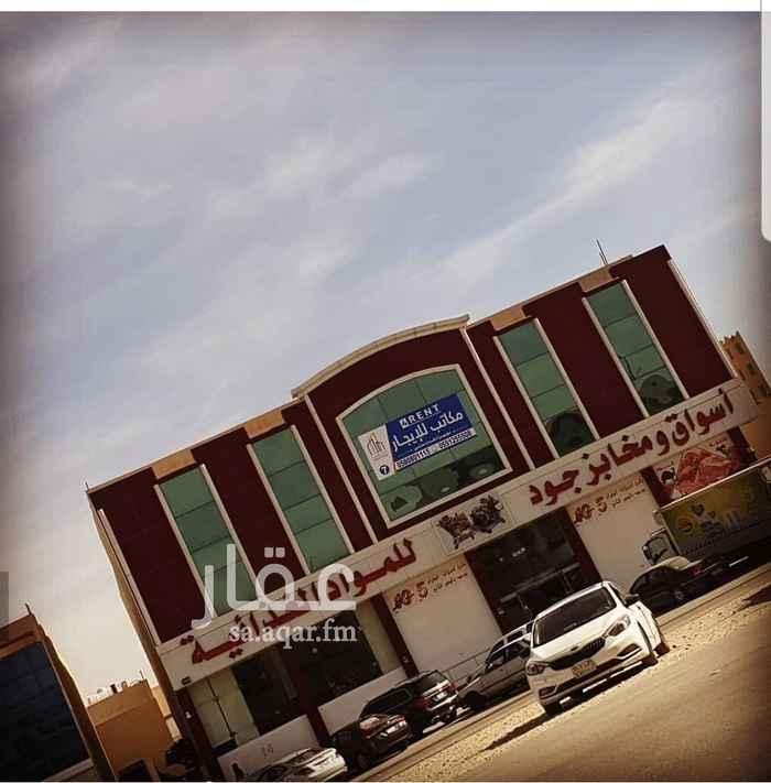 1421891 مكاتب للايجار ٩ مكاتب كل مكتب ٩٧ متر  مطل ٤٥٠ غير مطل ٤٠٠ مساحة كامل المكاتب ٨٧٧ م