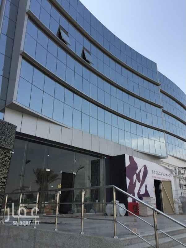 1075922 العمارة جديدة  مواقف قبو / تكييف مركزي  مساحة المعارض / ٣٤٤.٥٢ ميزانين  مساحة المكاتب / ١١٢.٩٥