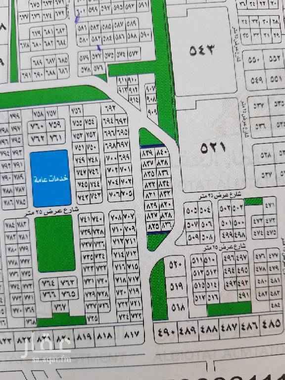 1580196 للبيع ارض في مخطط 99جزء أ رقم  مساحه ٩٠٠متر شارع ١٦ عربي الكهرباء موجودة في حولها مباني فلل وسترحات مطلوب ٦٠٠الف