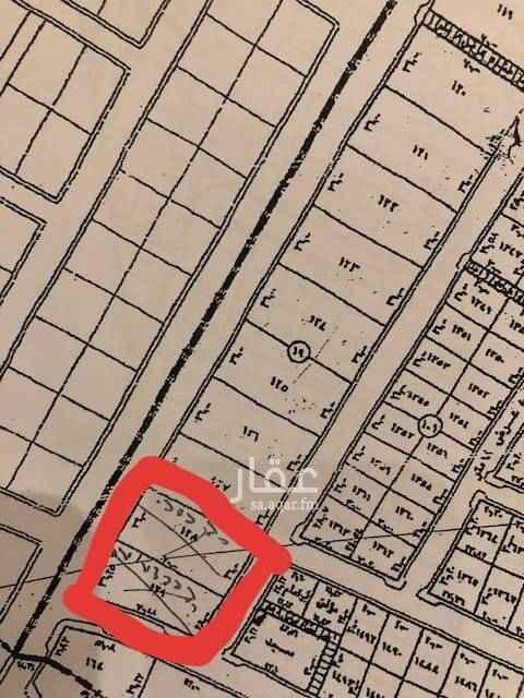 1503002 أرضين تجاريه  السوم 1200 محفوره وعليها تصريح بناء تجاري   فرق السوم  مؤسسة أضواء الجبل للعقارات