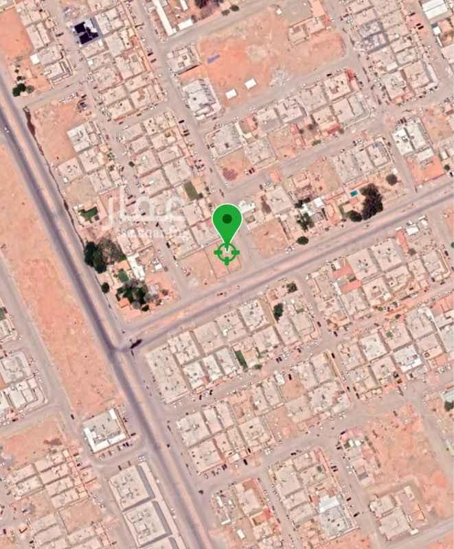 1737805 اطوال الارض ٢٧*٢٧ بزاوية شمالية  قريبه من شارع حسن بن علي