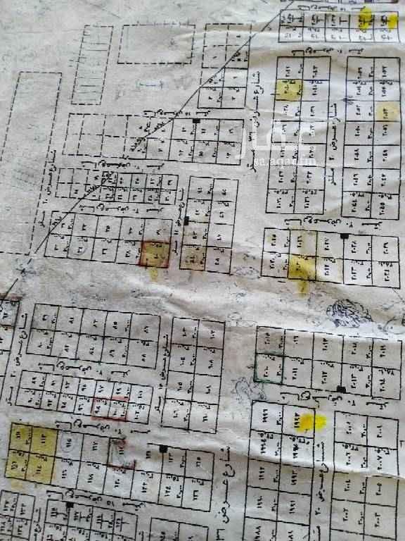 1643102 للبيع ارض تجارية بمخطط القيروان تجارية شارع٦٠ غربي و١٥ جنوبي الاطوال ٣٥في٣٠ المساحة ١٠٥٠م البيع٥٣٠٠ للمتر علي شور
