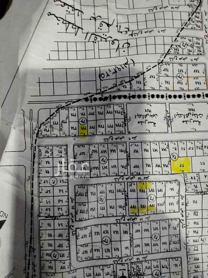 1811281 للبيع ارض بمخطط الجوهرة شمالية شارع٢٠ الاطوال ٢٠ف٣٢،٥ المساحة ٦٥٠م على السسسسسسوم