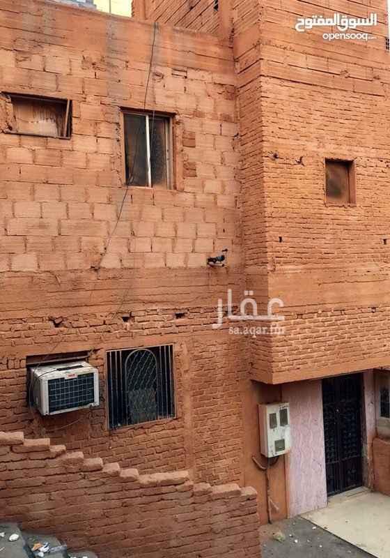 1547784 بيت مسلح دورين بصك حي الكعكيه حاره الاشراف يوجد درج السياره ما توصله