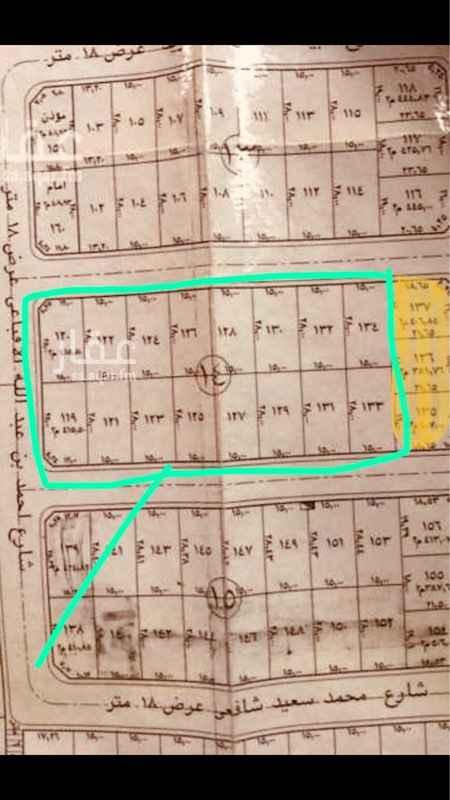 1580183 للبيع اراضى 420 متر  حى لؤلؤة القمرا  مساحات 420 متر  يوجد شارع 15 شمالى  ويوجد شارع 15 جنوبى  الرأس الشرقى من البلك مبيوع  السعر 1800+الضريبه  مباشر