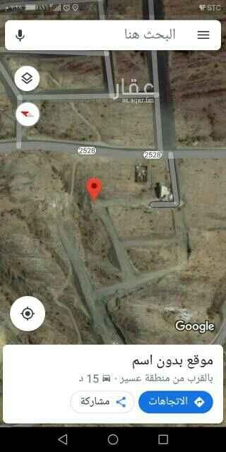 1646132 ♦للبيع ارض (بصك) بأبها   ب 120الف.. موقعها في مخطط شاميه ال عاصم. مساحتها 600متر.. على 3 واجهات. شارع 15متر. وممر 5.6متر. وممر 6متر. الارض بصك سكني الكتروني.  المطلوب  120الف.. للتواصل 0536149941
