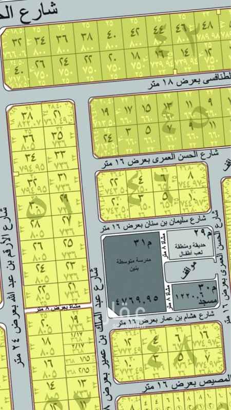 1510271 للبيع ارض فالمحيسن النموذجي مساحة 423 متر السعر 415 الف   كذلك توجد عروض اراضي   مساحة 330 متر   مساحة 375 متر   مساحة 420 متر  0536586665