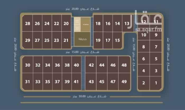 1495274 للبيع أرض في فيصلية الأمراء موقع ممتاز  رقم الأرض 23