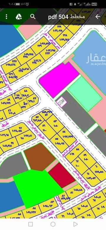 1641907 مخطط الناصريه ضاحية الملك عبدالله ٥٠٤ارض رقم ٥٣+٥٦ مساحة ٢١٥٠م على شارعين ٢٥+١٨ م موقع ممتاز محدوده ٣٠٠الف