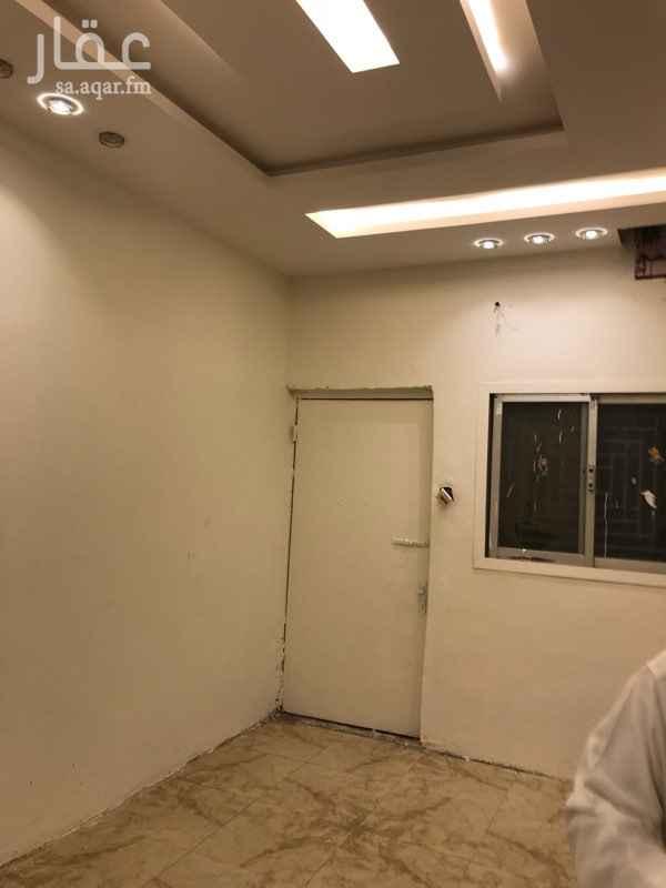 1788254 دور ارضي صغير غرفتين نوم ومجلس ومغلط ومطبخ ومجلس خارجي صغير في الحوش