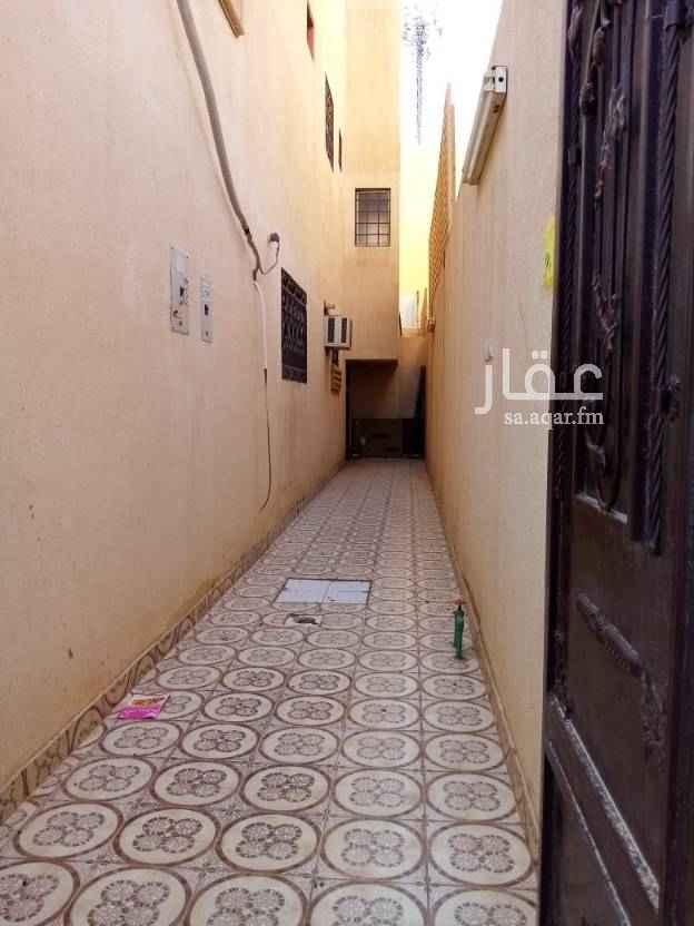 1700970 شقة للايجار بحي المونسيه قريبه من جميع الخدمات دور ثالث ٤ غرف وصالة ومطبخ ودورتين مياه عداد كهرباء مشترك