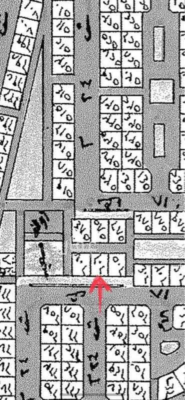1281960 أرض للبيع في حي ضاحية الدمام الحي الثاني المجاورة الثالثة الأرض تفتح على شارع ومن الخلف نافذ ٨ متر قريبة من جامع الكلثم ومن اسواق الضاحية انا المالك مباشرة