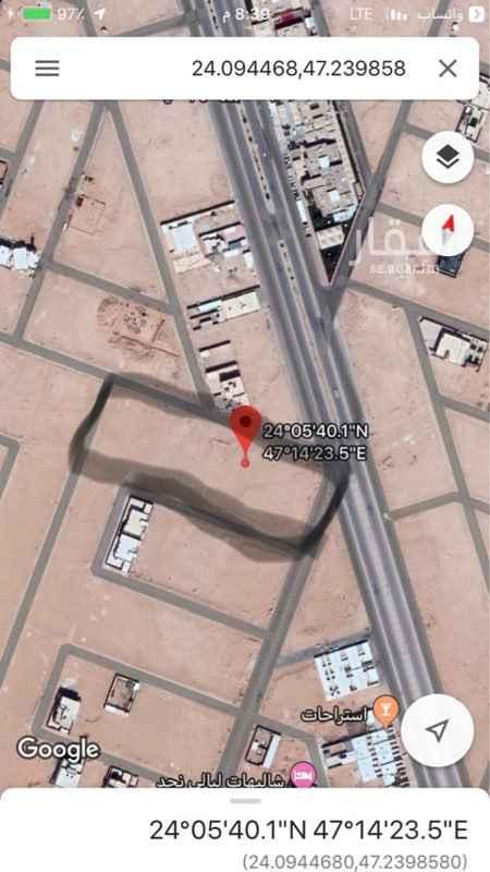 1437674 ارض تجاريه على اربعة شوارع للاستثمار مالك مباشر