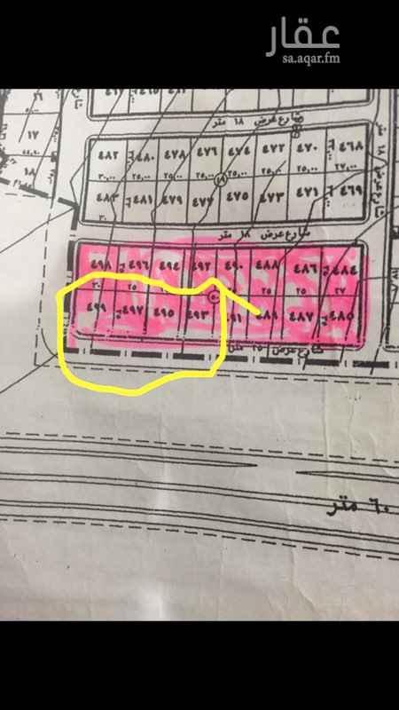 1817840 للبيع ارض بملقا نجد  الاطوال ١٧ علي الشارع في عمق ٣٥  شارع ٢٥ جنوبي  البيع ٣٣٥٠+ الضريبه   يوجد قطع مختلفه  الموقع محدد بدقه