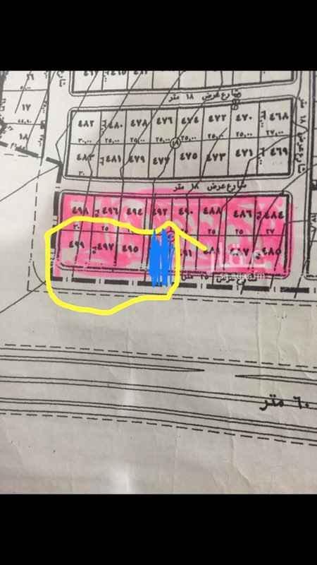 1817850 للبيع ارض بملقا نجد  مساحه ٥٢٥  الاطوال ١٥ في ٣٥ عمق  شارع ٢٥ جنوبي  البيع ٣٣٥٠+ الضريبه  مباشر من المالك