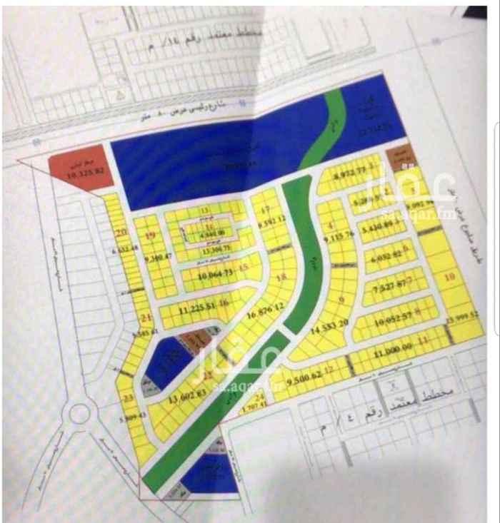 1686407 ارض للبيع  حى البساتين  المساحه ٧٩٨م  شارع ٢٠م غربى بيع ٢٤٠٠ مباشر