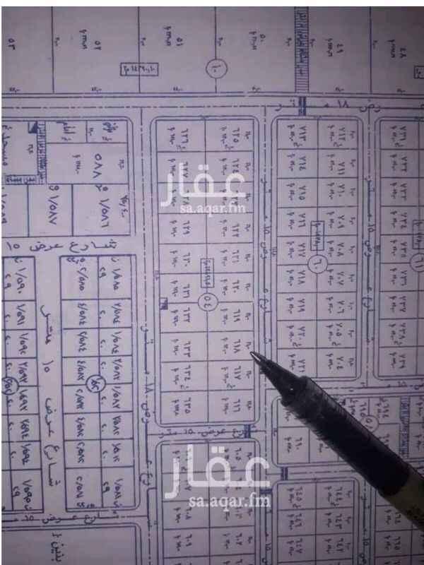 1688970 للبيع قطعه ارض سكنيه  حى الياسمين مربع ١٧ المساحه ٦٣٠م  الأطوال ٢١ * ٣٠ شارع ١٥م شمالى البيع ٢٤٥٠