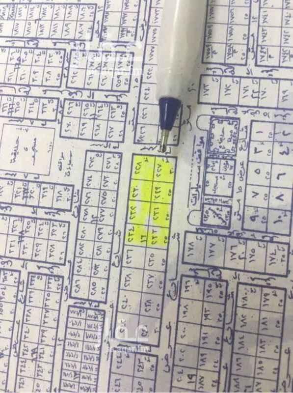 1809776 للبيع ارضى سكنيه  حى النفل  المساحه 775م  الاطوال 25 × 31 شارع 15م شمالى  بيع 2600 ريال  مباشر مع المالك