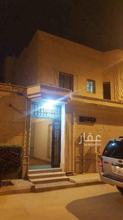 1581735 شقه بفيلا مدخل مشترك .  مجلس ، غرفتين نوم ، مطبخ ، دورتين مياه  ، مكيفات  .