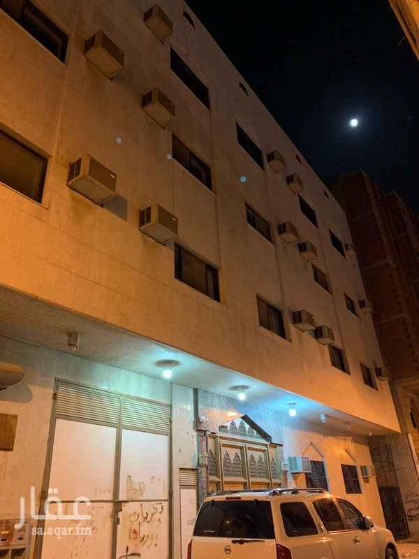 1554782 موقع العمارة : مكة المكرمة حيّ الهنداويه بجوار مسجد الامير منصور . قريبه جداً من الشارع العام ( خط ام القرى) تبعد عن الحرم (2كيلو ) :  عمارتين للإيجار: - الغرف المصرح لها : 50 + 62 ( 112 غرفه ) - اجمالي عدد الحجاج : 235 + 340 ( 575 حاج )  * مزودة بجميع وسائل الأمن والسلامة بما في ذلك مضخة للحريق و مولد كهرباء  * مصرحة من قبل وزارة الحج عام 1440 هجري . - -  على من يرغب الإيجار لموسم حج عام 40 الاتصال على الرقم  0538114074