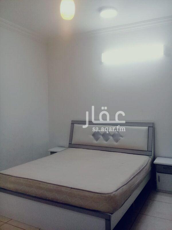 1364515 شقة مفروشة غرفتين وصالة وحمام ومطبخ  جديدة