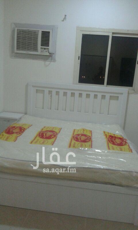 1460624 غرفة وصالة وحمام ومطبخ مفروسة كامل علي آخر شارع الطائف
