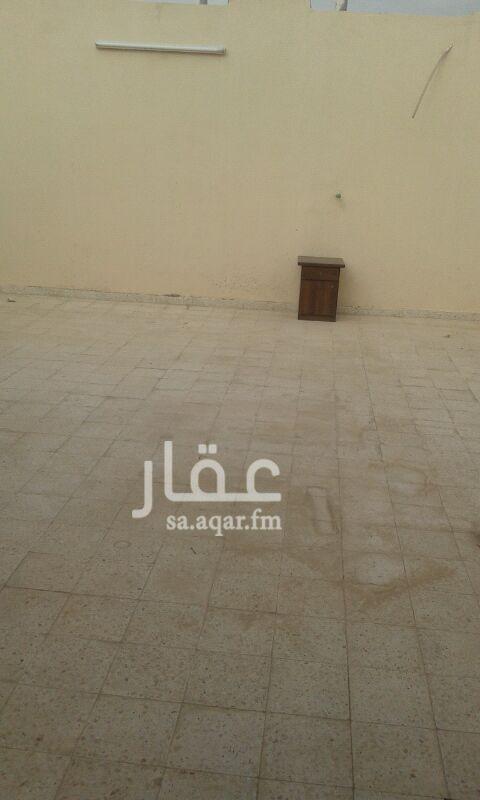 1488108 شقة مفروشة كامل للايجار علي نهاية شارع الطايف مع سطح خاص