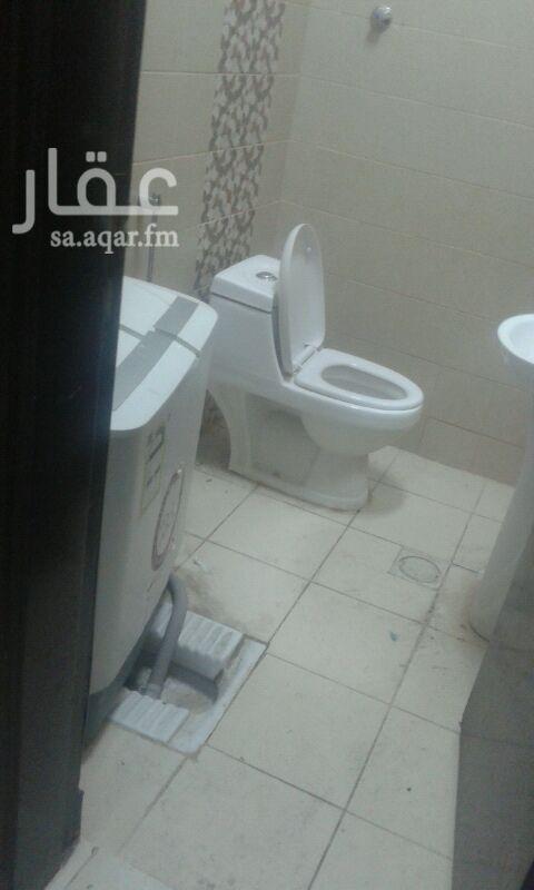 1501659 شقة غرفة وصالة وحمام ومطبخ مفروشة كامل علي شارع الطائف خلف محطة الزيابي