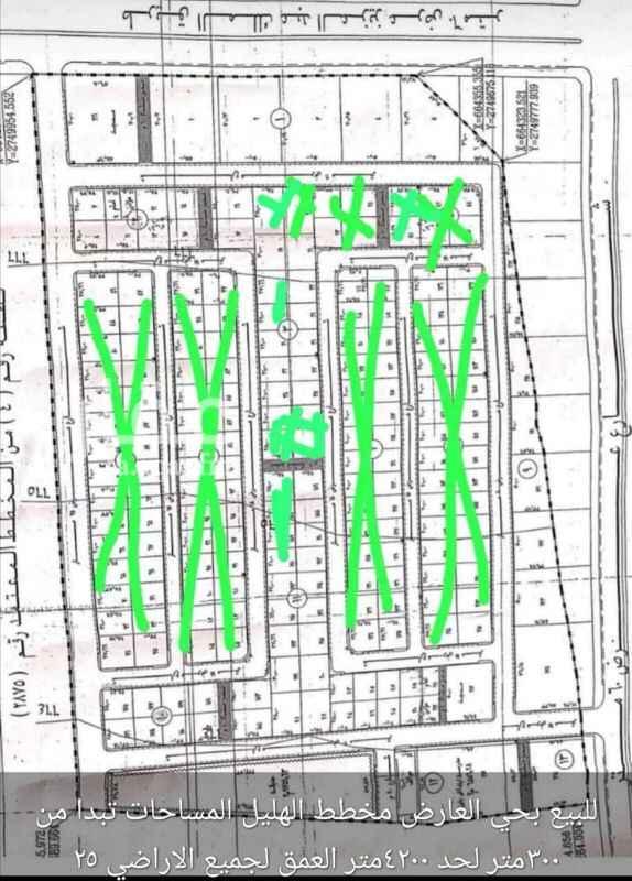 1704869 للبيع ارض بمخطط الهليل  المساحه ٥٠٠متر  الاطوال ٢٠×٢٥ تجي فلتين دبلكس  شرقيه شارع ١٨متر   مزيد من المعلومات التواصل ٠٥٣٨٨٤٩٠٦٤اتصال او واتساب