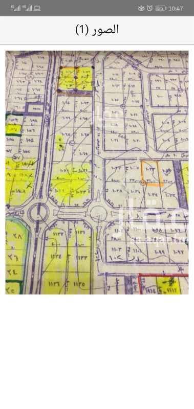 1350092 فرصه  للبيع قطعه ارض ملقا العجلان  ١٠٠٨م  شماليه شارع ٢٠ اطوال ٢٢*٤٨ البيع ٢٨٠٠ ع شور