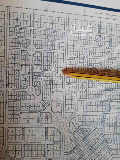 1748947 حطين النموذجى بلك ٢١٦ ٥ قطع جنوبيات المساحات ٣٨٤ متر السعر ٣٠٠٠ ريال