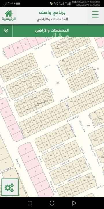 1762978 للبيع قطعه ارض في حي رياض النرجس حي متكامل كل الخدمات  مساحه ٦٢٤م الاطول ٢٤*٢٦ زاويه شماليه شرقيه شارع ١٥ شمالي و ممر تنقسم فلتين كل فلا ع الشارع ١٢م   بس ٢١٠٠  مباشر