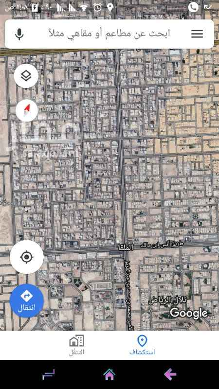 1349836 للبيع بلك تجاري  بحي الملقا  المساحة ٣٠٠٠م  الأطوال ١٠٠ على الشارع عمق ٣٠ ش/٣٠ شرقي ٣٠ جنوبي ٣٠ شمالي ١٥ غربى السعر ٣١٠٠ سوم