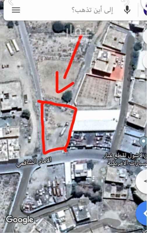 1558871 أرض تجارية ع شارعين للاستثمار ممتازة جدا بالقرب من (قصر بن حلبد) للأحتفالات .  المالك ٠٥٤٠٠٢٠١٧٠