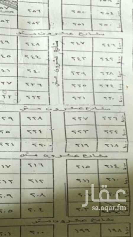 1363906 قطعة في بواط مخطط الفهود   على واجهتين جنوبي غربي شوارع 20*20  بوثايق مستند بتوزيعها على صك مشاع  الكهرباء والماء متوفرة في المخطط