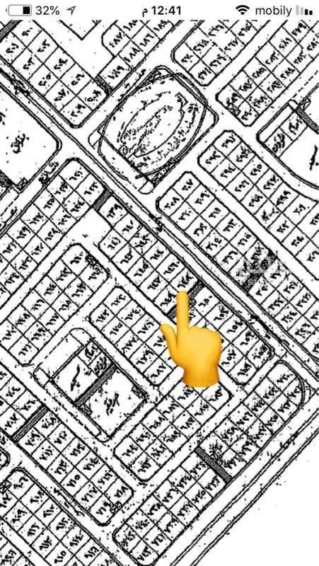أراضي للبيع في حي الطرف | تطبيق عقار