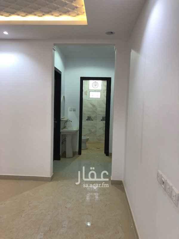 1694903 شقة جديدة للايجار بحي السعادة مكونة من ثلاث غرف وصالة وحمامين ومطبخ   للاتصال  0540211990  عقارات الفيحاء